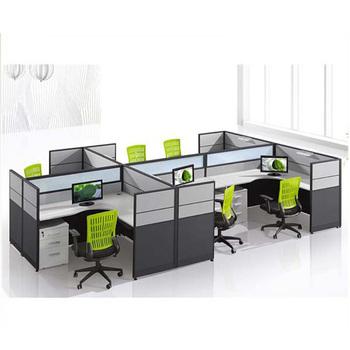 Büro Call Center Möbel Kabinen Dekorationwand Holzplatte Design