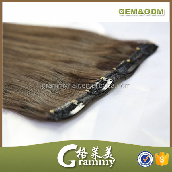 buy chinese products online 100 Ali Hot sale new fashionable hair extension with clips