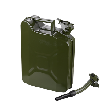 10L 4WD Steel Jerry Can, Steel Fuel Tank, Steel Oil Tank, Gasoline Tank
