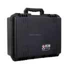 Hard plastic waterproof equipment case X280 for cameras,guns,electronic equip