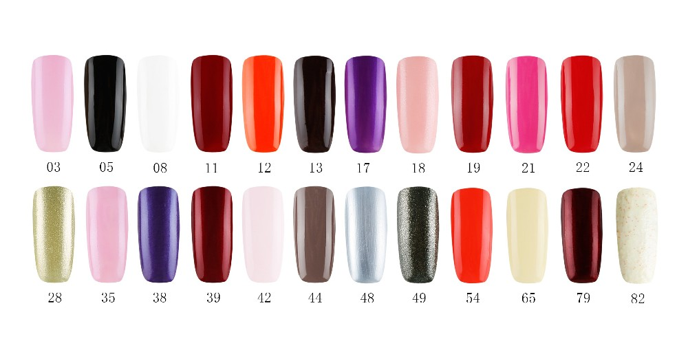 2016 Bluesky organic colors factory price weekly nail polish