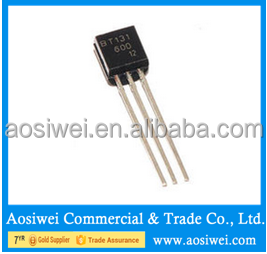 Logic ICs Type transistors BT131 TO-92
