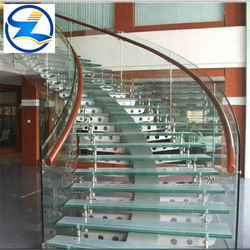 Electronic Component curved highball glass greenhouse panels windows