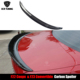 Rear Spoiler For BMW F22 Coupe F23 Convertible F87 M2 Rear Trunk Spoiler Wings Performance Style 2014 2015 2016 2017