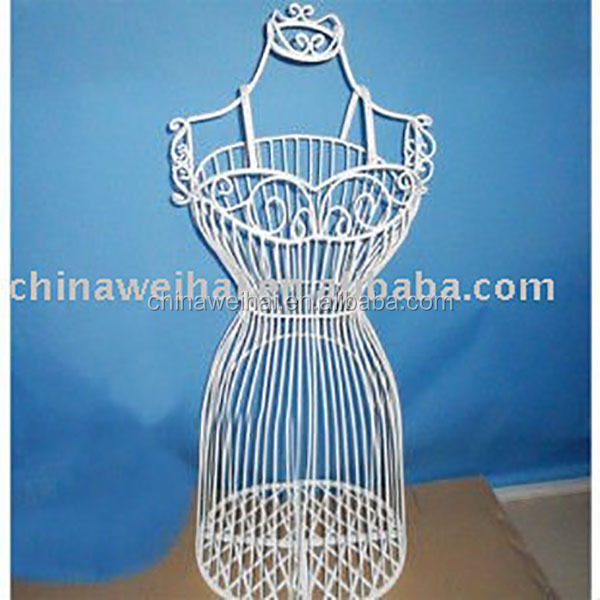 Metal Wire Mannequin, Metal Wire Mannequin Suppliers and ...