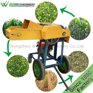 Weiwei hay cutter corn silage for pakistan dairy cows sale