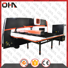 "INT'L ""OHA"" Brand MT-200E cnc turret punching machine/automatic hole punching machine/cnc punch press price"