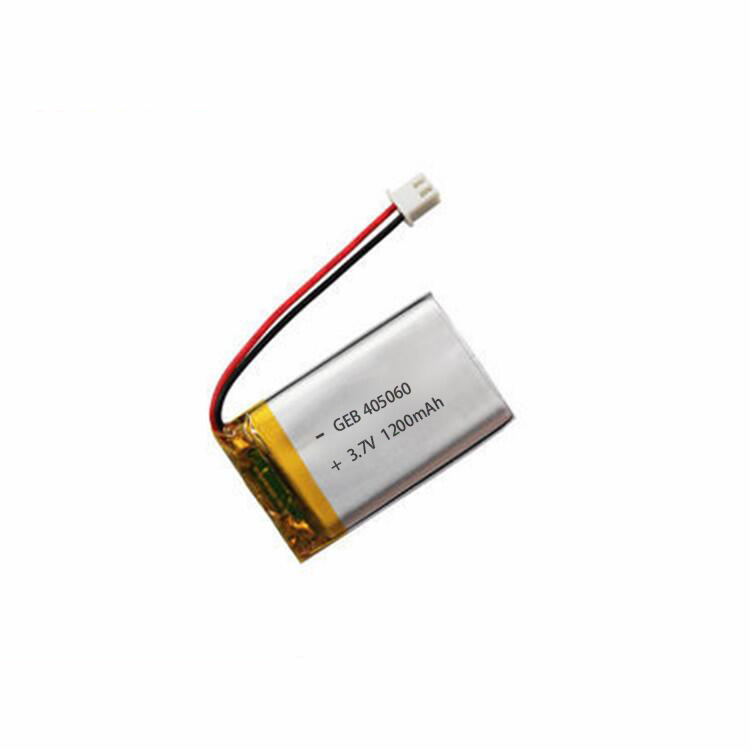 405060 li ion battery 3.7v 1200mAh