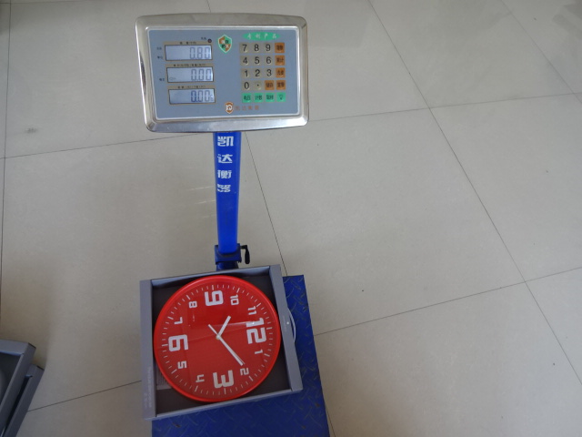 Third party inspection Quality control in China Inspection service Guangzhou clock inspection services