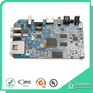 Newest Android tv box 94v0 pcb circuit board manufacturers