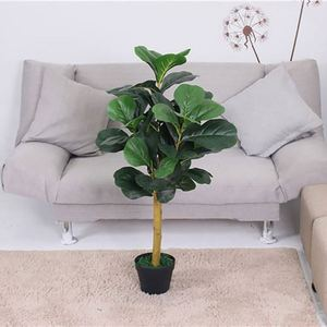 New product attractive style lively artificial ficus tree for christmas