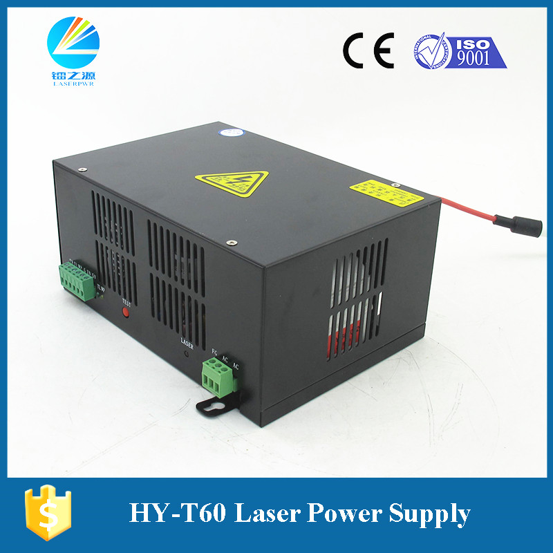 Factory Wholesales T60 60w Laser Cutter Power Supply To Adopt Advanced Technology Hair Extensions & Wigs
