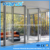 Attractive High quality aluminum folding doors