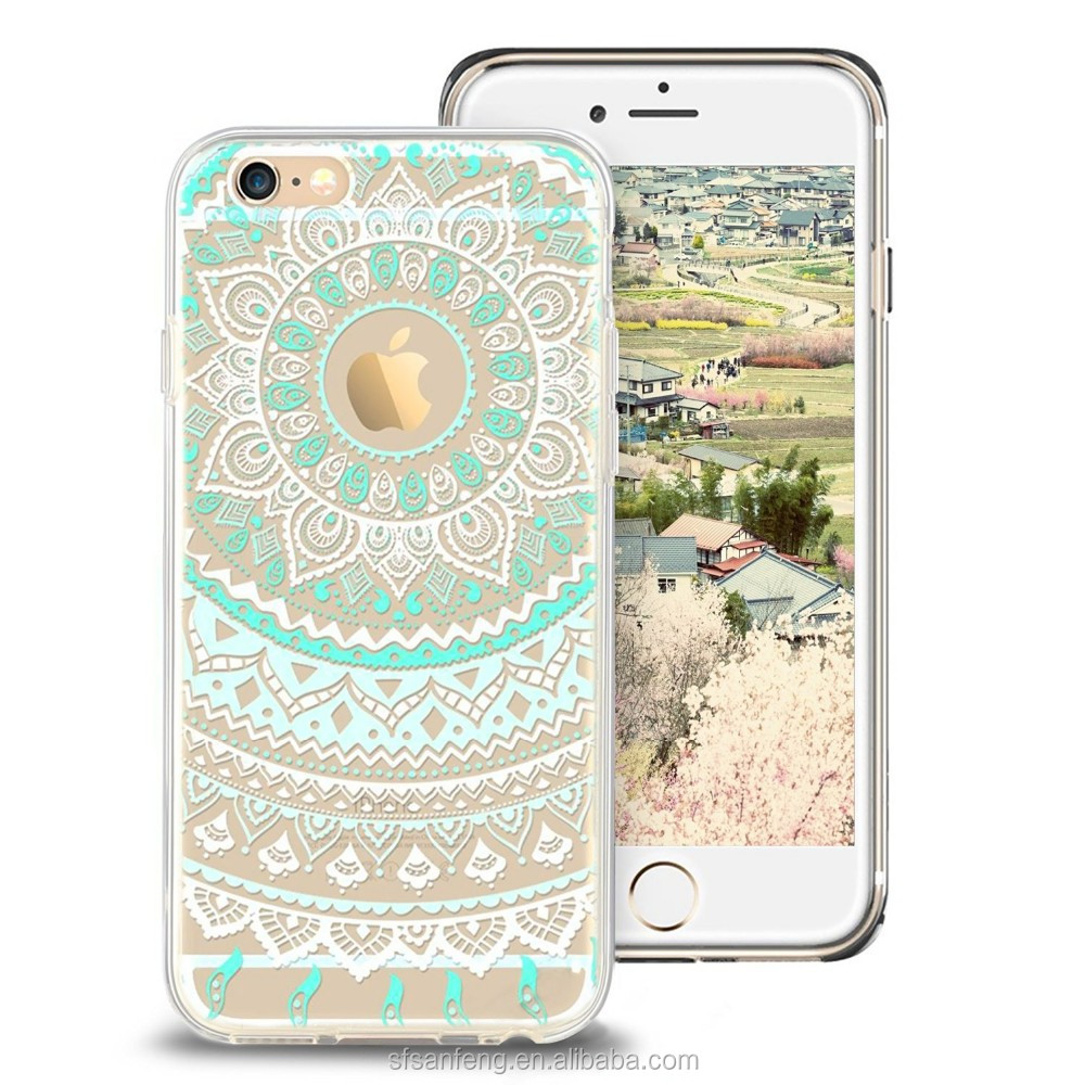 Factory Directly sale Stylish and slim TPU Soft Skin Case Rubber cell phone Back Cover for iphone 6/6s