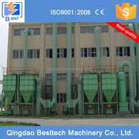 Dust collector bag house , dust system