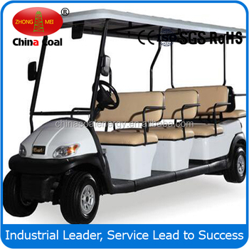 Alibaba China Hot Products Top Brand 10 Seater Gasoline Golf Carts