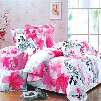 Export Bed Sheets Packaging/latest Design Bed Sheet Set/white Bed Sheet 1/