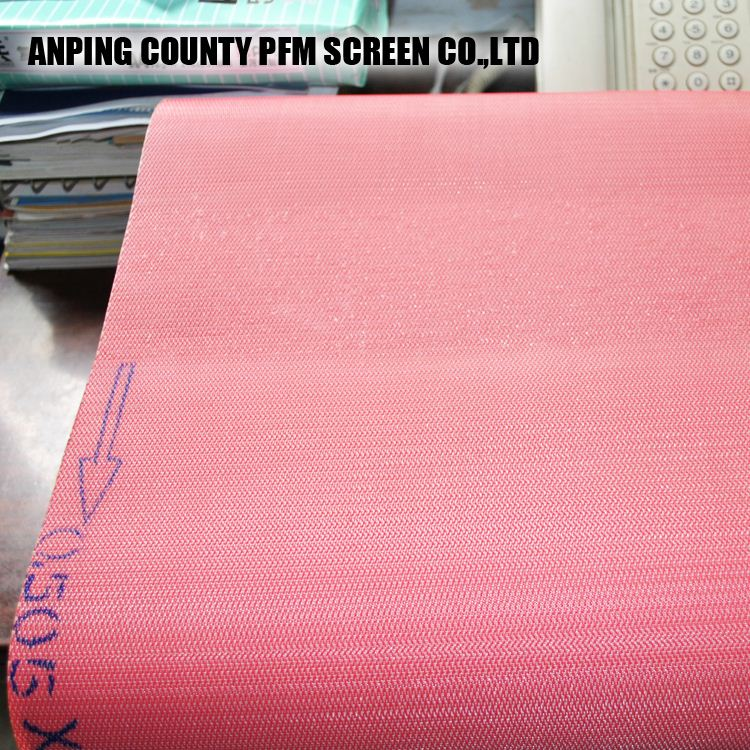 China Factory Fine Quality 2 Layer Polyester Forming Fabrics