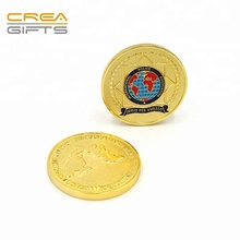 Custom Factory Colata di Metallo 3D Antico Militare Commemorativa Sfida Coin