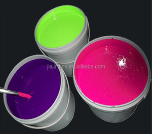 High Quality Fluorescent water based ink