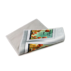 New Microfiber double sided Cleaning Cloth for Ipad/Tablets/Lenses/TV/Camera