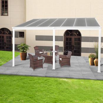 Canopy Patio Couvertpergola Carportcarports En Aluminium Avec