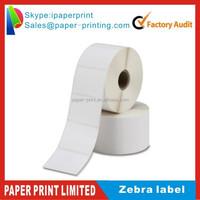 zebra portable printer rw420 thermal paper