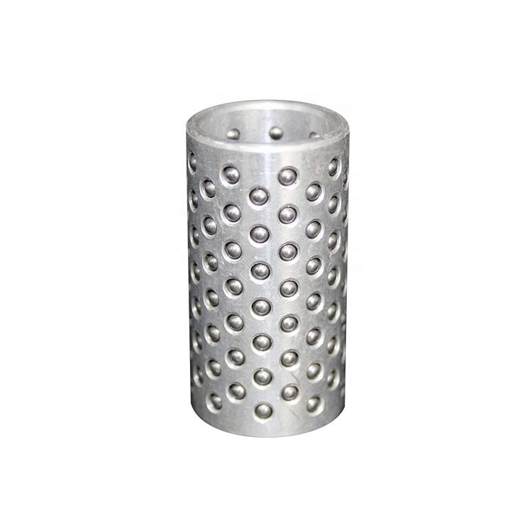 Cheaper price ball bearing plastic brass aluminum cage