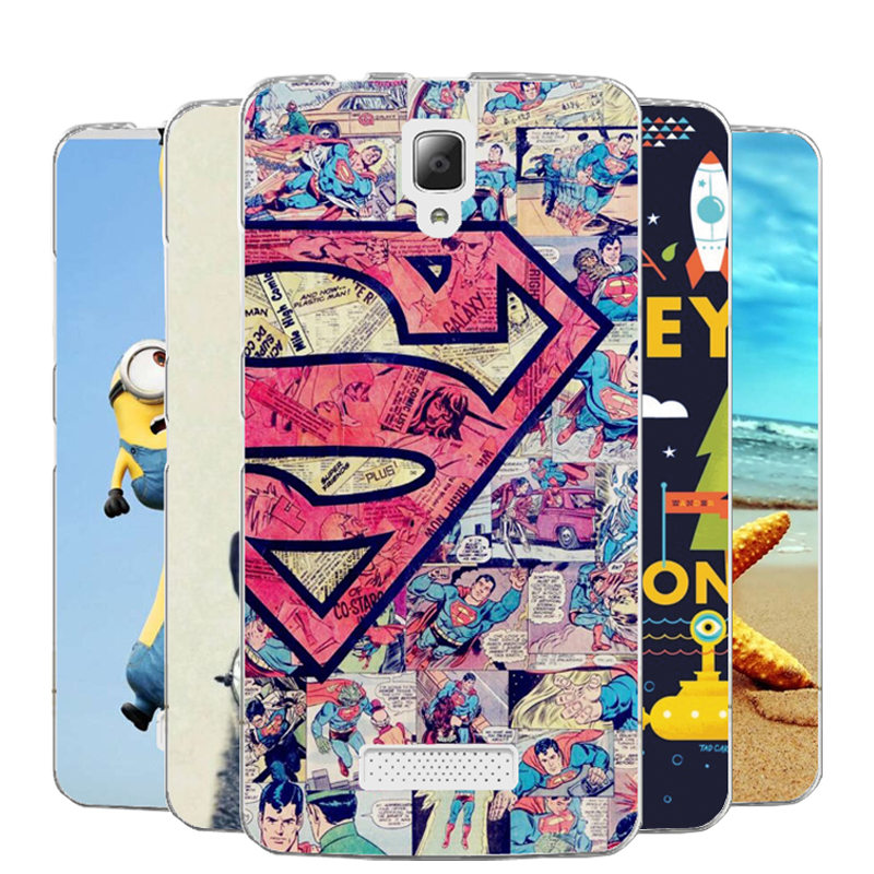 new arrival e723e 4a221 22 Patterns Lenovo A2010 Case, Fashion Luxury Hard Plastic Painting Case  For Lenovo A2010 Cases Color Phone Back Skin Cover Bags