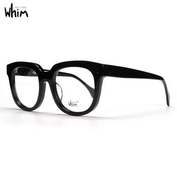 Whim Retro Round Full Frame Handmade Acetate Glasses Frame - Buy ...