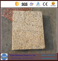 G350 Yellow Rusty Granite chinese cheap granite on sales granites and slabs