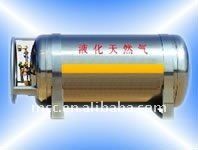 LNG cylinder for vehicles