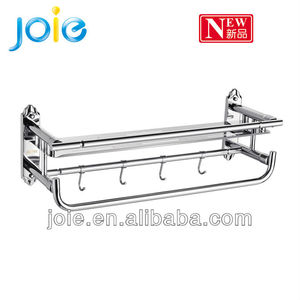 stainless steel bathroom towel bar outdoor towel rack.