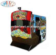 55 inch <span class=keywords><strong>LCD</strong></span> 2 spelers pirate adventure pretpark muntautomaat gun shooting game machine