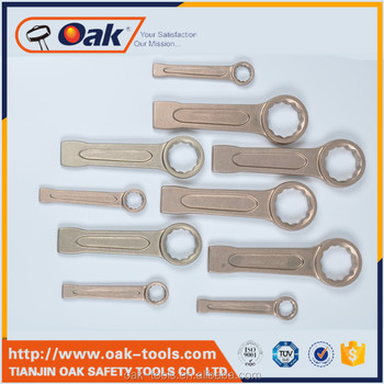 open end wrench sizes explosion-proof wrench open ring wrench for