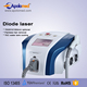 Professional ipl diode laser hair removal machine price for all skin types