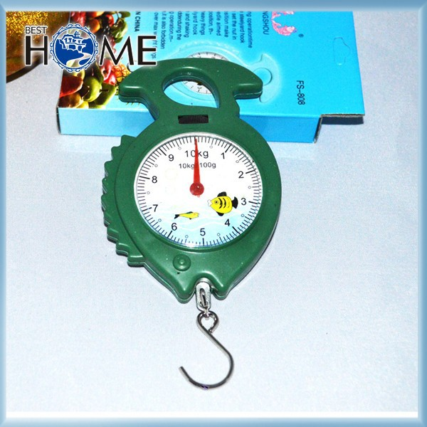 10KG Cute Top Quality Electronic Digital Spring Weight Balance