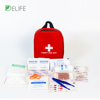 profession customize eva emergency first aid kit medical survival set bag pack case for baby for army for kid for military