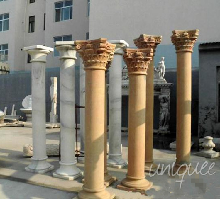 Outdoor Decorative Columns, Outdoor Decorative Columns Suppliers And  Manufacturers At Alibaba.com