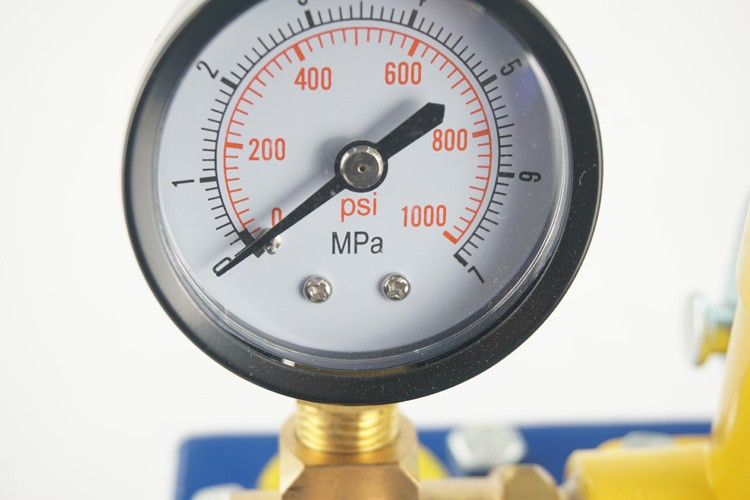 Best price 0-60Bar high quality hydro hand pressure test pump