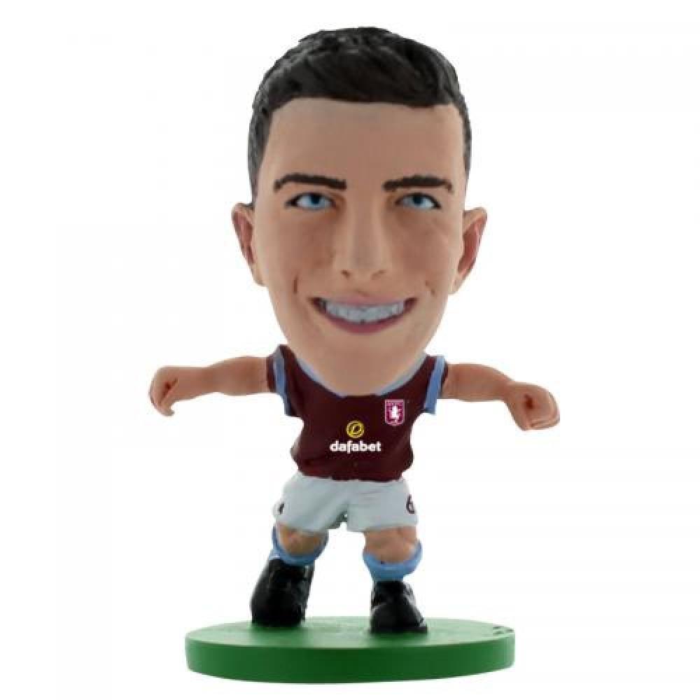 Football Gifts - Aston Villa Fc Gift Ideas - Official Aston Villa FC Clark Soccerstarz Toy - A Great Present For Football Fans