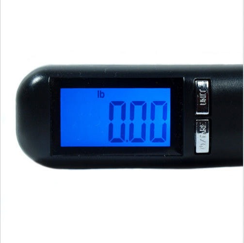 Hostweigh Hot seller Scale Electronic 40kg/10gCapacity Backlight Display Luggage Hanging Electrical Scale