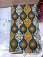 African Print Fabric (Real Wax)