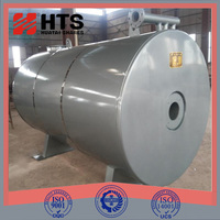 120kw-7000kw long service life distillery automatic oil gas fired boiler