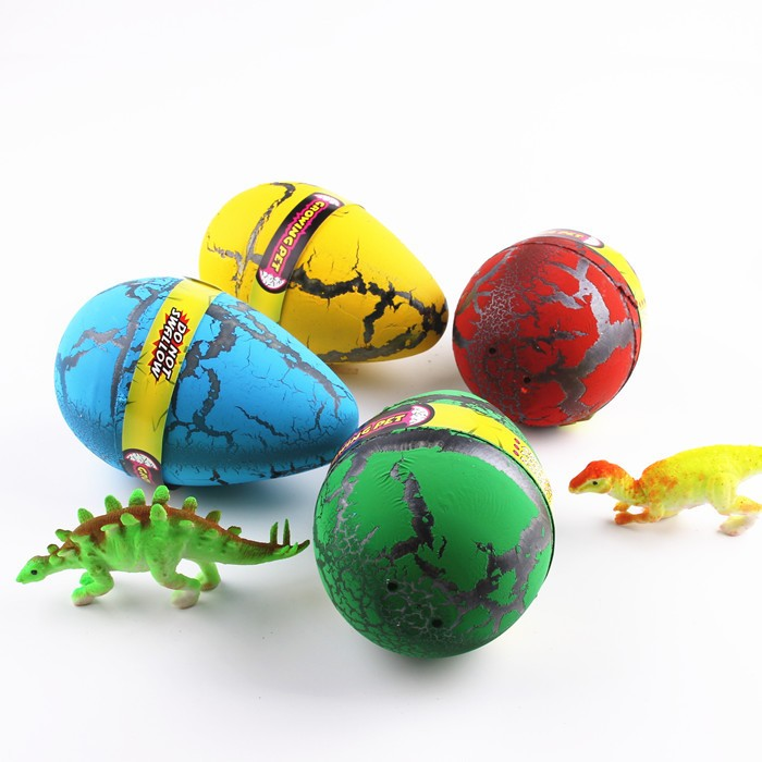 water growing dinosaur eggs water magic kids toy grow in water toys