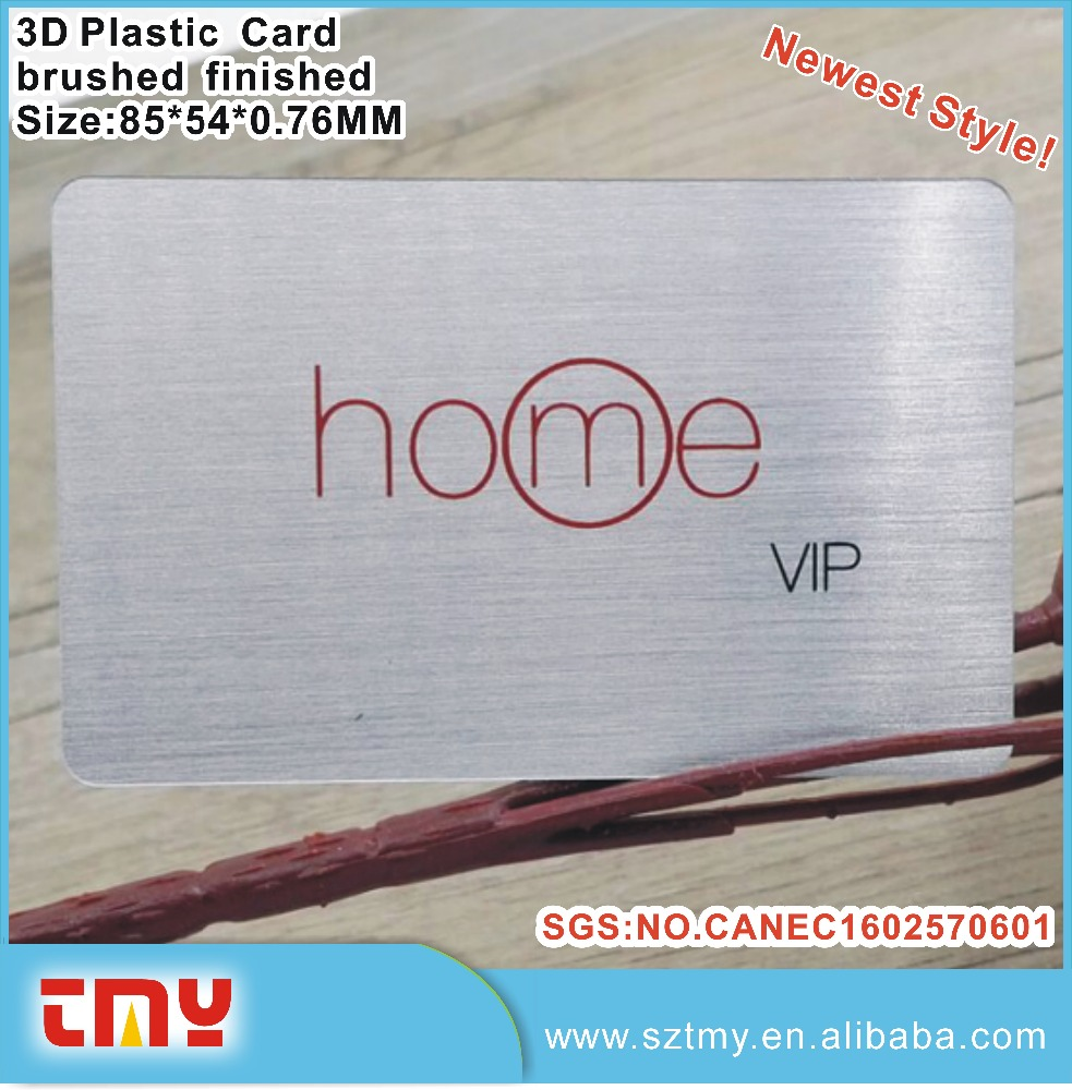 Transparent Plastic Pvc Business Card, Transparent Plastic Pvc ...