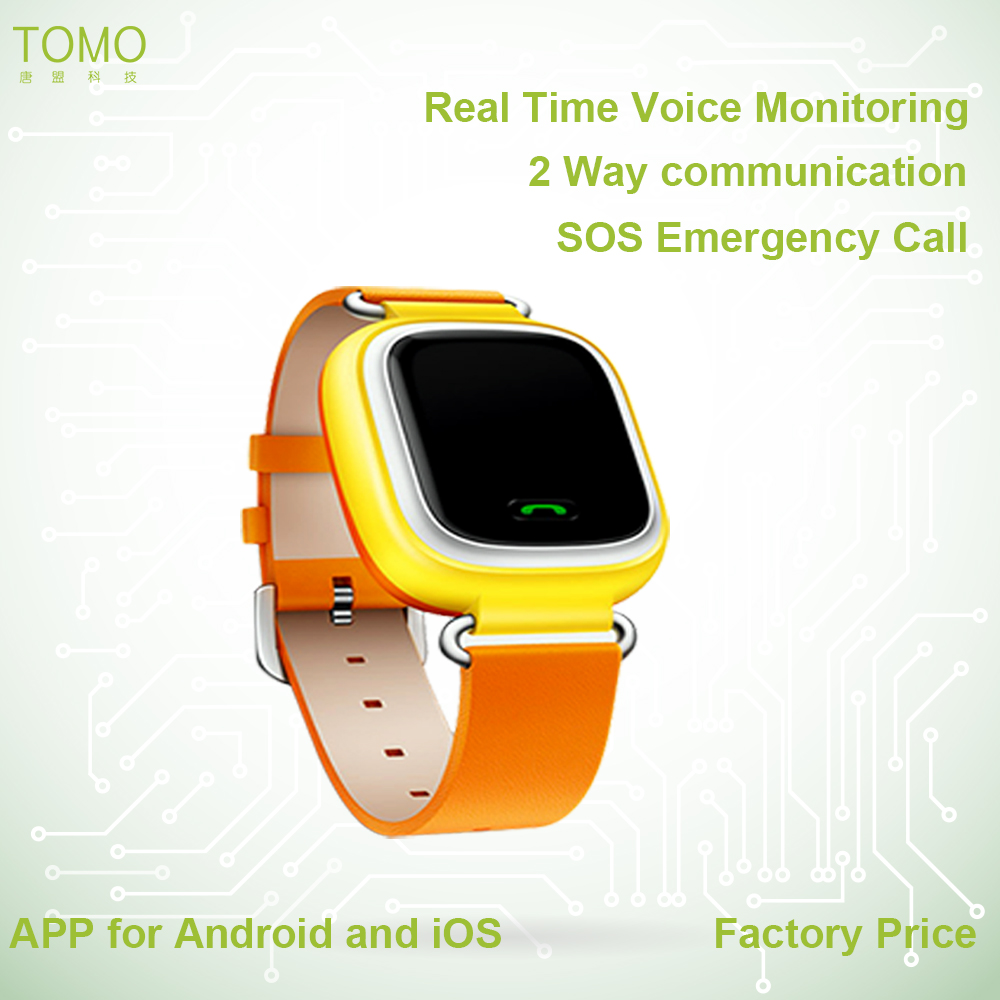 GPS Watch, Kids Locator Anti-Kidnapping, Real Time <strong>Google</strong> Tracking Kids <strong>Tracker</strong>