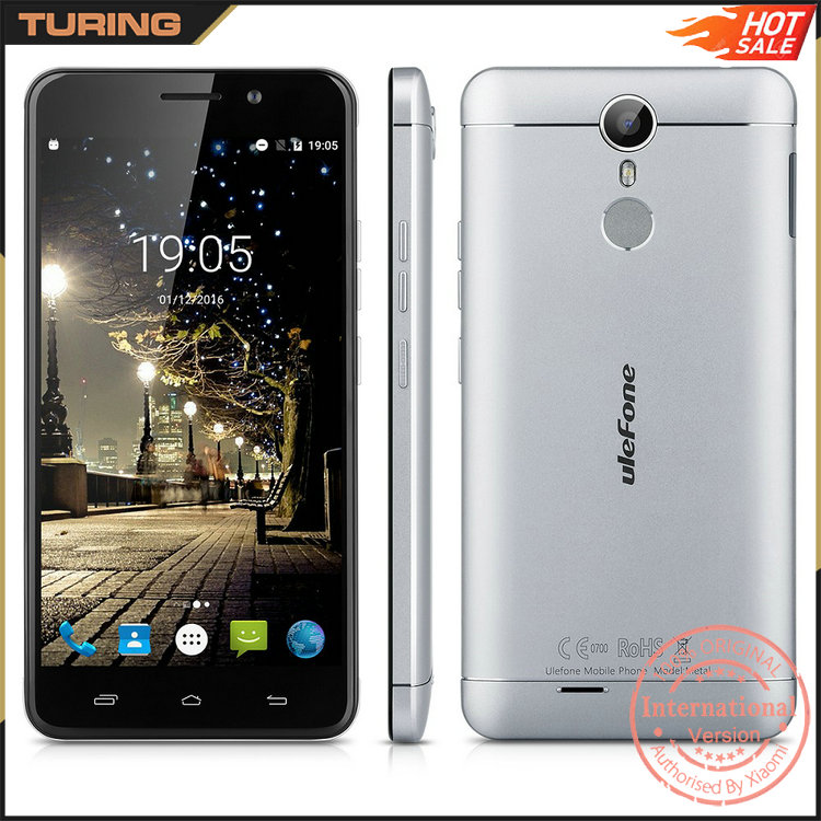 Uk Best Selling Products Huawie Mobile Phone 3GB RAM 16GB ROM 8MP Ulefone Metal Smartphone