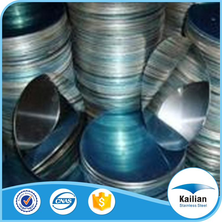 According to customer requirements to provide any design and size of stainless steel circle