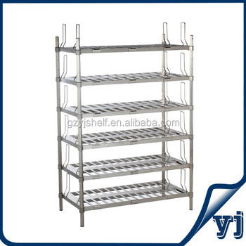 Fashionable Chrome Living Home Wire Shelf/Wire Shelves/Kitchen Wire Storage  Rack